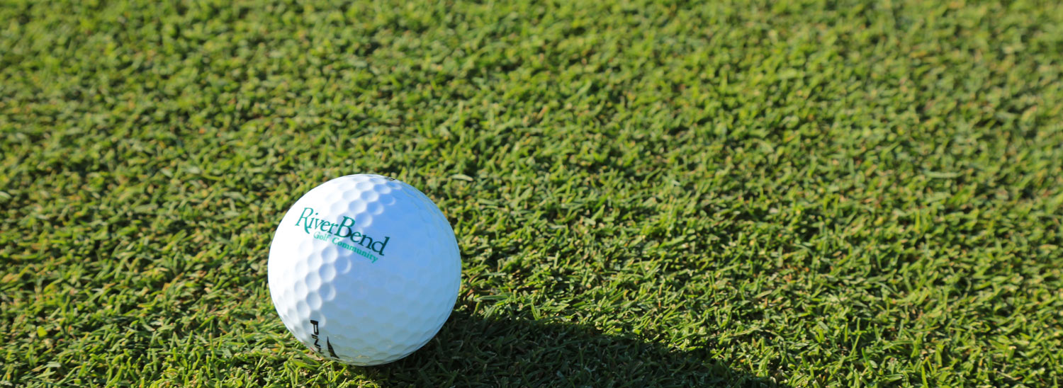 RiverBend Golf Ball